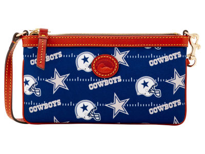 Dallas Cowboys Dooney & Bourke Nylon Wristlet