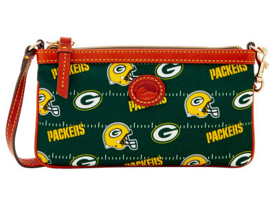 Green Bay Packers Dooney & Bourke Nylon Wristlet