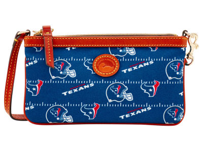 Houston Texans Dooney & Bourke Nylon Wristlet