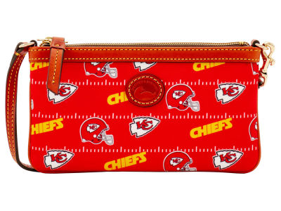 Kansas City Chiefs Dooney & Bourke Nylon Wristlet
