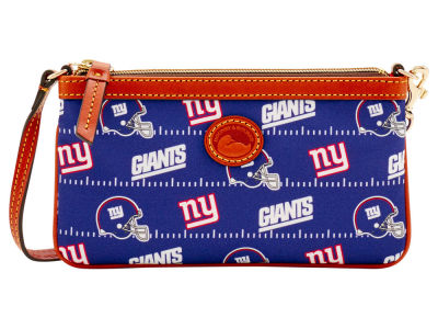 New York Giants Dooney & Bourke Nylon Wristlet