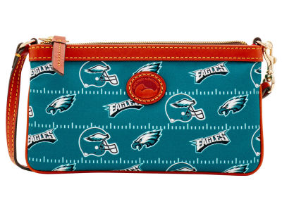Philadelphia Eagles Dooney & Bourke Nylon Wristlet