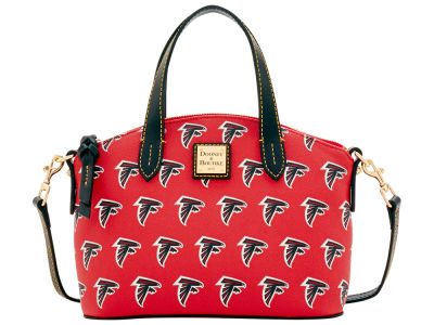 Atlanta Falcons Dooney & Bourke Ruby Mini Satchel Crossbody
