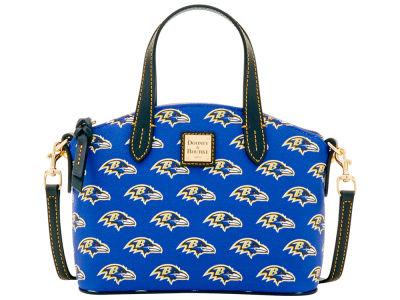 Baltimore Ravens Dooney & Bourke Ruby Mini Satchel Crossbody