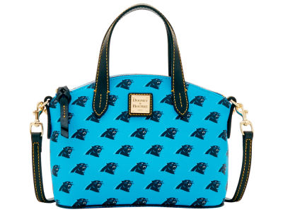 Carolina Panthers Dooney & Bourke Ruby Mini Satchel Crossbody