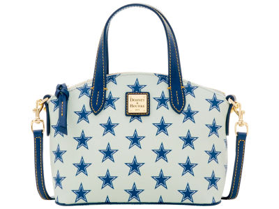 Dallas Cowboys Dooney & Bourke Ruby Mini Satchel Crossbody
