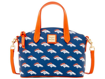 Denver Broncos Dooney & Bourke Ruby Mini Satchel Crossbody