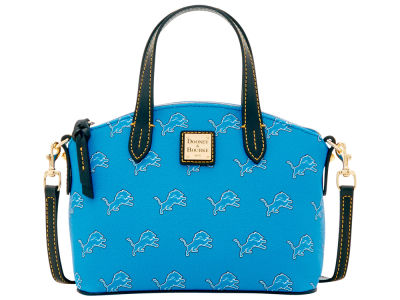 Detroit Lions Dooney & Bourke Ruby Mini Satchel Crossbody