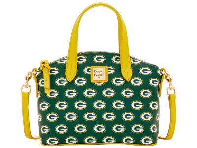 Green Bay Packers Dooney & Bourke Ruby Mini Satchel Crossbody