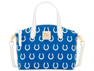 Indianapolis Colts Dooney & Bourke Ruby Mini Satchel Crossbody