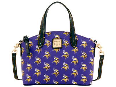 Minnesota Vikings Dooney & Bourke Ruby Mini Satchel Crossbody