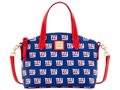 New York Giants Dooney & Bourke Ruby Mini Satchel Crossbody