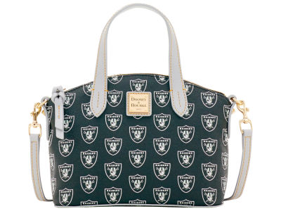 Oakland Raiders Dooney & Bourke Ruby Mini Satchel Crossbody