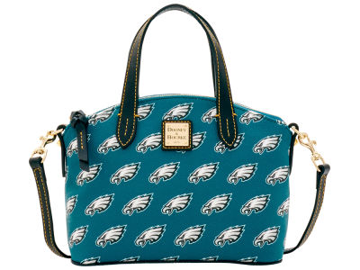Philadelphia Eagles Dooney & Bourke Ruby Mini Satchel Crossbody