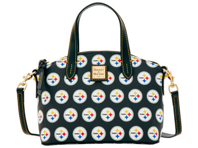 Pittsburgh Steelers Dooney & Bourke Ruby Mini Satchel Crossbody