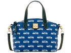 Seattle Seahawks Dooney & Bourke Ruby Mini Satchel Crossbody Luggage, Backpacks & Bags