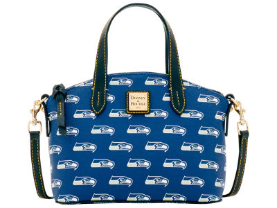 Seattle Seahawks Dooney & Bourke Ruby Mini Satchel Crossbody