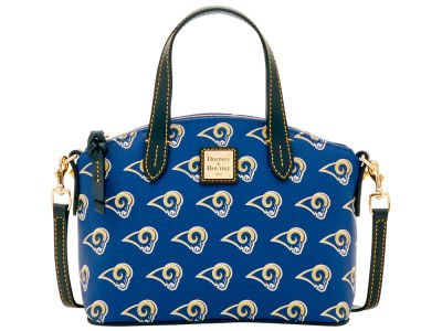 Los Angeles Rams Dooney & Bourke Ruby Mini Satchel Crossbody