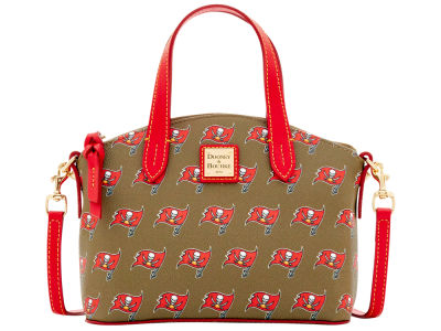 Tampa Bay Buccaneers Dooney & Bourke Ruby Mini Satchel Crossbody
