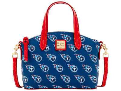 Tennessee Titans Dooney & Bourke Ruby Mini Satchel Crossbody