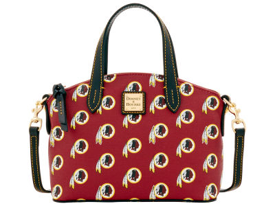 Washington Redskins Dooney & Bourke Ruby Mini Satchel Crossbody