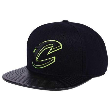 Cleveland Cavaliers Pro Standard NBA Black Volt Strapback Cap
