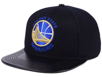 Golden State Warriors Pro Standard NBA Finals Custom Strapback Cap