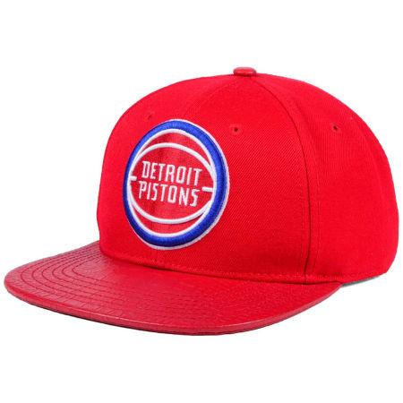 Detroit Pistons Pro Standard NBA Finals Custom Strapback Cap