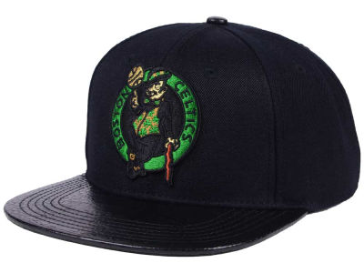Boston Celtics Pro Standard NBA Finals Custom Strapback Cap