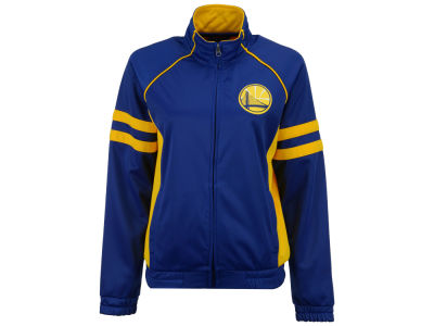 Golden State Warriors G-III Sports NBA Women's Legend Track Jacket