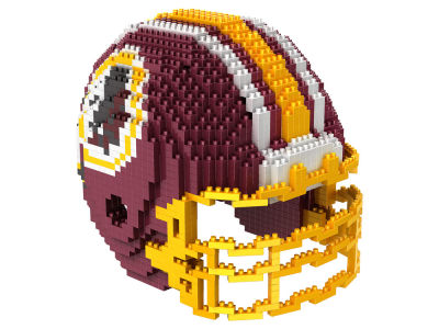 Washington Redskins BRXLZ 3D Helmet Puzzle