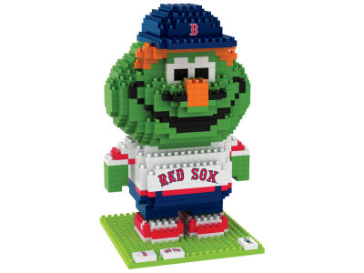 Boston Red Sox BRXLZ 3D Mascot puzzle