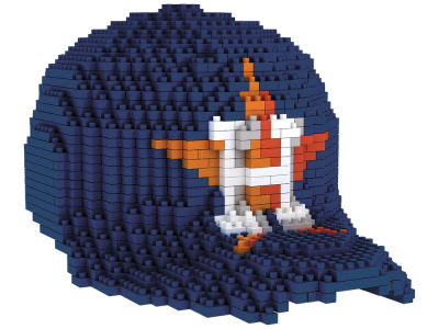 Houston Astros BRXLZ 3D BRXLZ - Baseball Cap