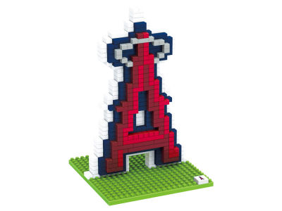 Los Angeles Angels 3D Brxlz- Logo