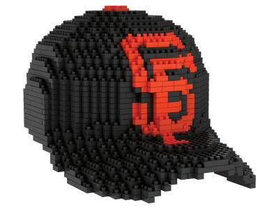 San Francisco Giants BRXLZ 3D BRXLZ - Baseball Cap