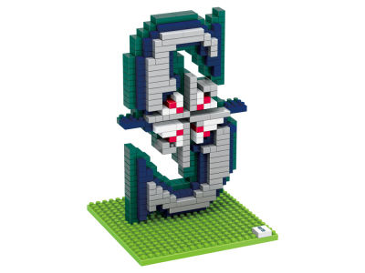 Seattle Mariners 3D Brxlz- Logo