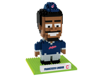 Cleveland Indians Francisco Lindor BRXLZ 3D Player Puzzle