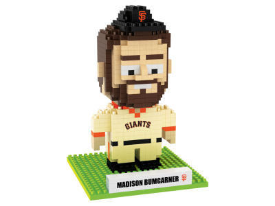 San Francisco Giants Madison Bumgarner BRXLZ 3D Player Puzzle