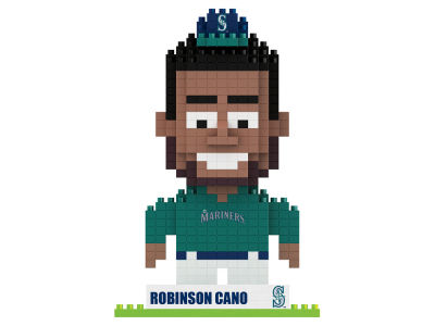 Seattle Mariners Robinson Cano BRXLZ 3D Player Puzzle