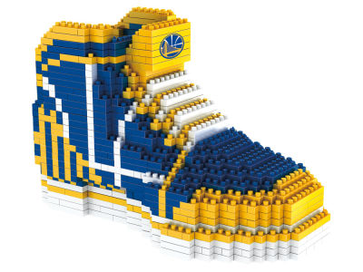 Golden State Warriors BRXLZ 3D Sneaker