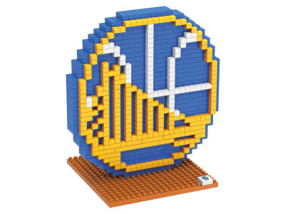 Golden State Warriors 3D Brxlz- Logo