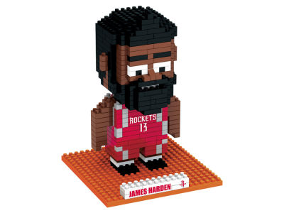 Houston Rockets James Harden BRXLZ 3D Player Puzzle