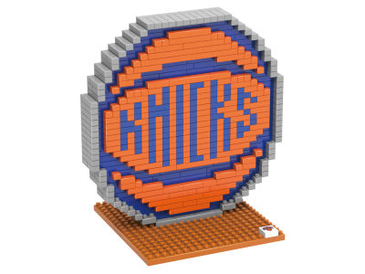 New York Knicks BRXLZ 3D Logo Puzzle