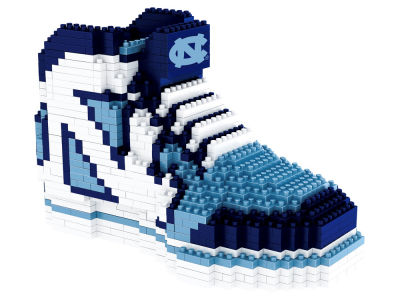 North Carolina Tar Heels BRXLZ 3D Sneaker