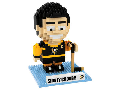 Pittsburgh Penguins Sidney Crosby BRXLZ 3D Player Puzzle