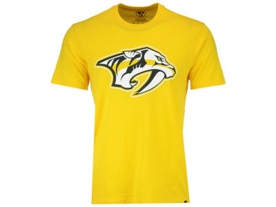 Nashville Predators '47 NHL Men's Primary Club Logo T-Shirt