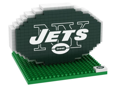 New York Jets BRXLZ 3D Logo Puzzle