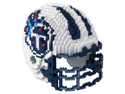 Tennessee Titans 3D Helmet Puzzle