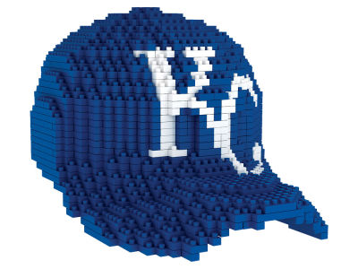 Kansas City Royals BRXLZ 3D BRXLZ - Baseball Cap
