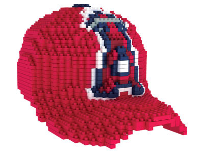 Los Angeles Angels BRXLZ 3D Baseball Cap Puzzle